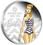 2019-Barbie-60th-Anniversary-1-oz-Silver-Proof-Colorized-1-Coin thumbnail 1