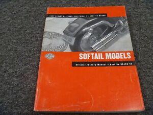 2002 Harley Davidson Softail Motorcycle Electrical Wiring Diagrams Manual |  eBayeBay