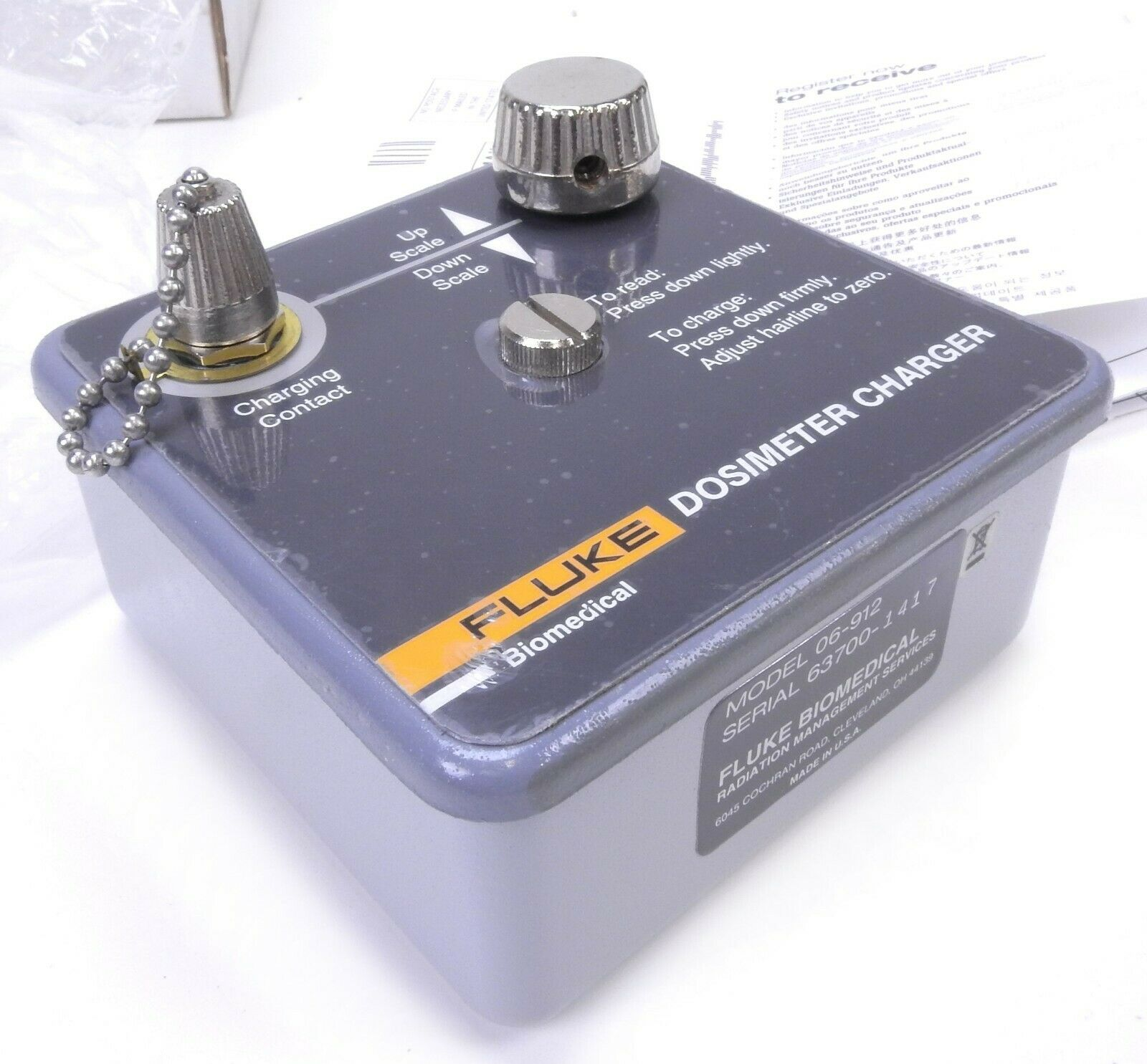 Fluke Biomedical 06-912