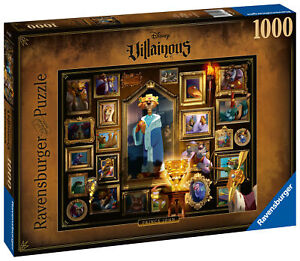 15024 Ravensburger Villainous King John, 1000pc Adult's Jigsaw Puzzle Age 12yrs+