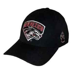 University-of-New-Mexico-Lobos-Adjustable-NCAA-Structured-Baseball-Ball-Cap-Hat