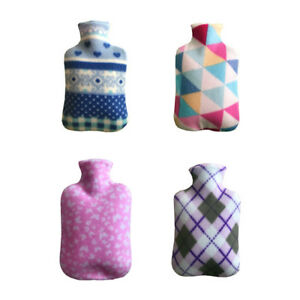 Image Is Loading 2000ml Hot Water Bag Bottle Cover Case Winter