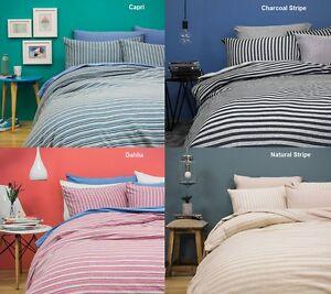 Bambury Bedt 100 Cotton Jersey Quilt Doona Cover Set Single