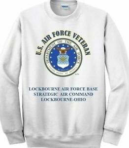 LOCKBOURNE-AIR-FORCE-BASE-SAC-LOCKBOURNE-OHIO-USAF-EMBLEM-SWEATSHIRT