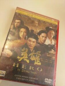 DVD-HERO-de-ZHAN-YIMOU-muy-buena-nueva-precintada