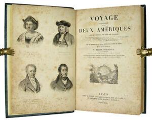 B product translation Orbigny: Voyage pittoresque dans les