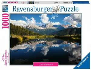 Puzzle 1000 Pièces Talent Collection Vita En Montagne New By Ravensburger