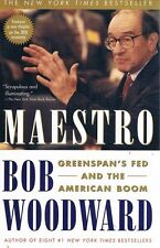 Maestro by Woodward Bob - Book - Paperback - Business and Finance