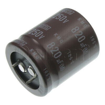 18-01-0432 Radial Capacitor 400V 47UF 105C 22X26mm