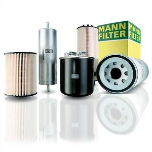 Mann Filtro De Aire Elemento Para Nissan Note 1.5 DCI