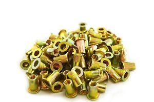 Astro-Pneumatic-Tool-RN5M-M5-5mm-Steel-Rivet-Nuts-Pack-of-100