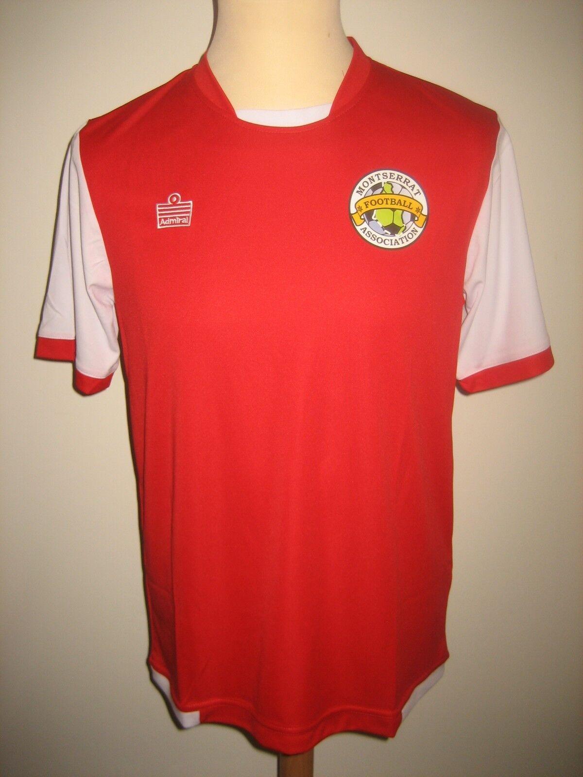 Montserrat home football shirt soccer jersey maillot trikot camiseta Talla XL