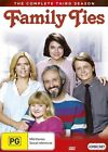 Family Ties : Season 3 (DVD, 2016, 4-Disc Set)