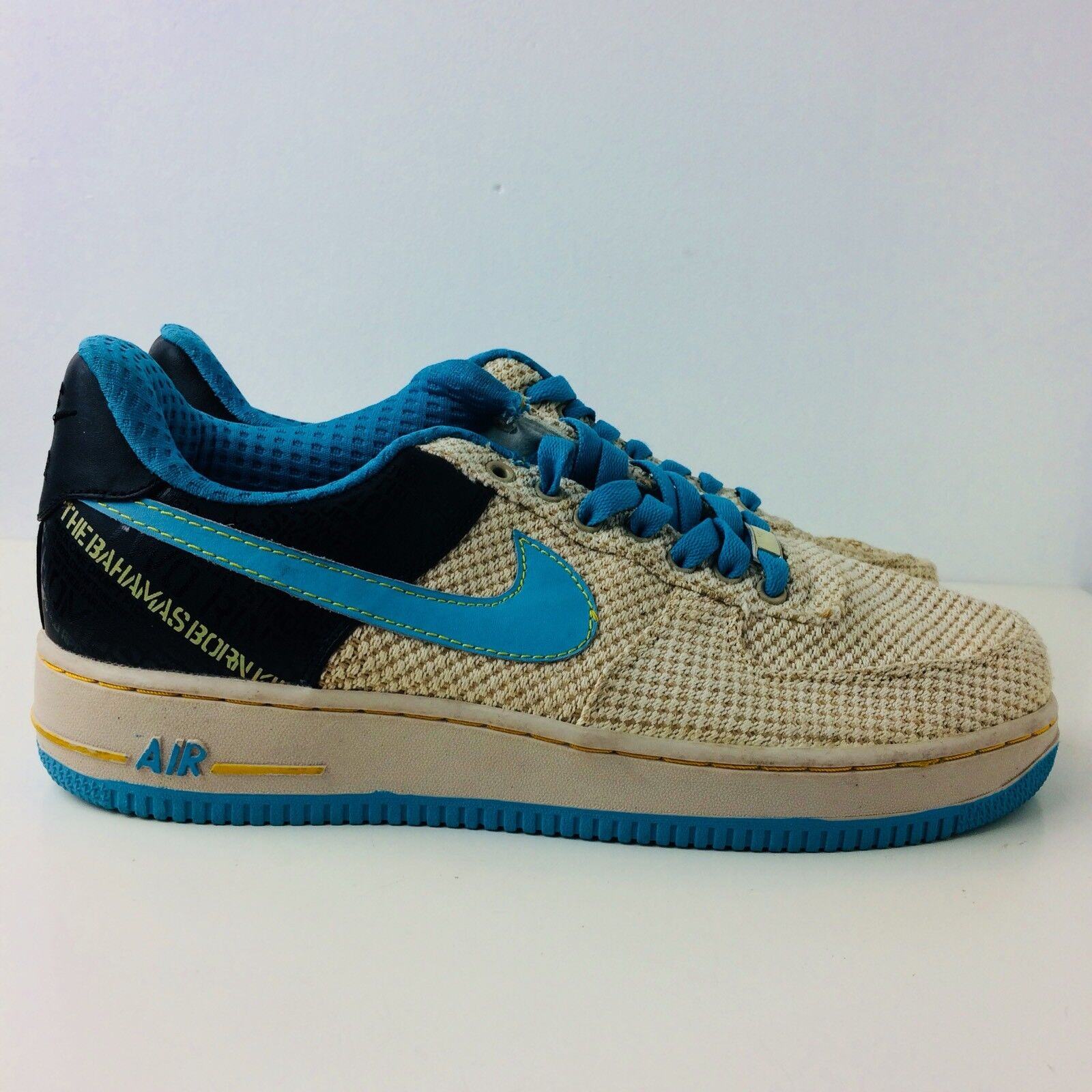 2018 NIKE Air Force One Original Six MYCHAL THOMPSON NBA Sneakers Size 11