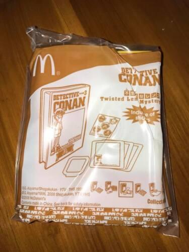 Detective Conan 2008 Happy Meal McDonalds