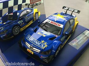 Carrera-Digital-132-30675-AMG-Mercedes-C-Coupe-DTM-2013-034-G-Paffet-No-3-034-NEU