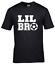 miniature 5 - Lil Bro Kids Boys T-Shirt  Little Brother Kids Boys Tee Top