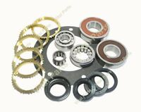 Ax15 Jeep & Dodge Manual Transmission Rebuild Kit With Synchro Rings '85-'00