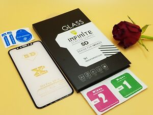 Apple-iPhone-X-Tempered-Glass100-Screen-Protector-9H-5D-Full-Cover-Video-Help