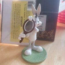 "Looney Tunes Goebel Spotlight Collection /""Bad Hare Day/"" Elmer Fudd in Box COA"