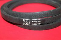 V Belt 3l430 V-belt