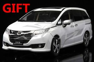 Image Is Loading Car Model Honda Odyssey 1 18 White SMALL