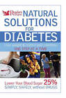 Natural Solutions for Diabetes by Reader's Digest (Paperback, 2005)