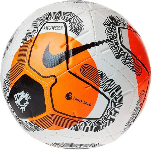Bergantín peor Manga  Nike Strike AEROWTRAC English Premier League Soccer Ball 17/18 Yellow Size  5 for sale online | eBay