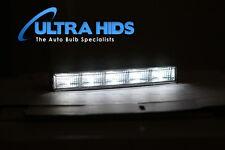 BIANCO 5 LED Drl Di Marcia Diurna Luce Kit Di Alta Qualità Strisce Golf Mk5 R32 TDI