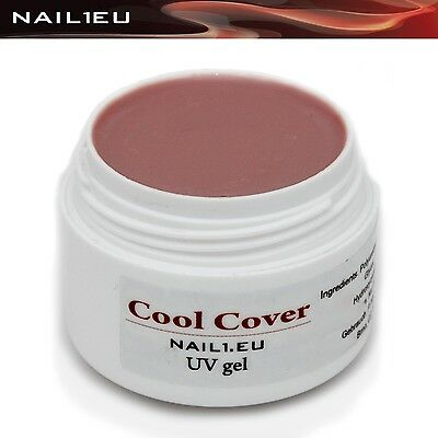 10ml Camouflage Reconstruction Gel Nail 1 EU Cool Cover / UV Sculpting Make-Up