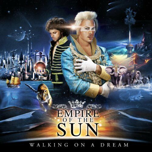 1 of 1 - Empire Of The Sun - Walking On A Dream - Empire Of The Sun CD X0VG The Cheap