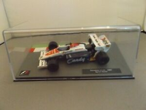 F1 COLLECTION 1//43 Toleman TG184 1984 Senna
