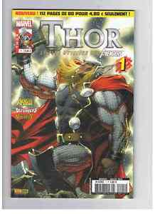 LOT-DE-2-THOR-1-amp-6-AVENGERS-VS-X-MEN-PORT-GRATUIT-BD-SUPPLEMENTAIRES-2012