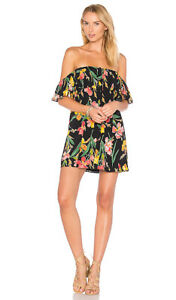 Revolve Privacy Please Size Xs Black Floral Norval Off Shoulder Mini Dress Ebay Revolve fashion is an high street retailer, stocking the latest season based collections for all occasions including weddings, and also day wear and events. ebay