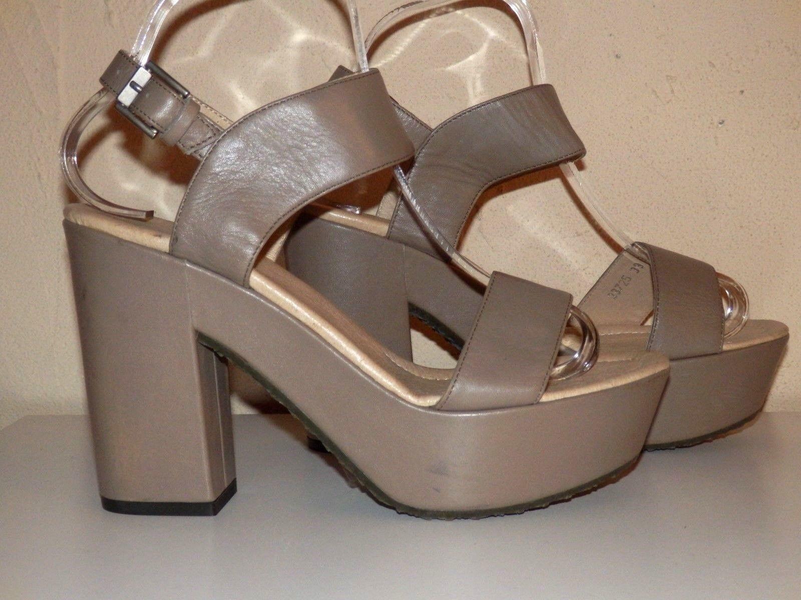 JANET SPORT - Sandale - Schuhe - t.39 - fast neu - genuine