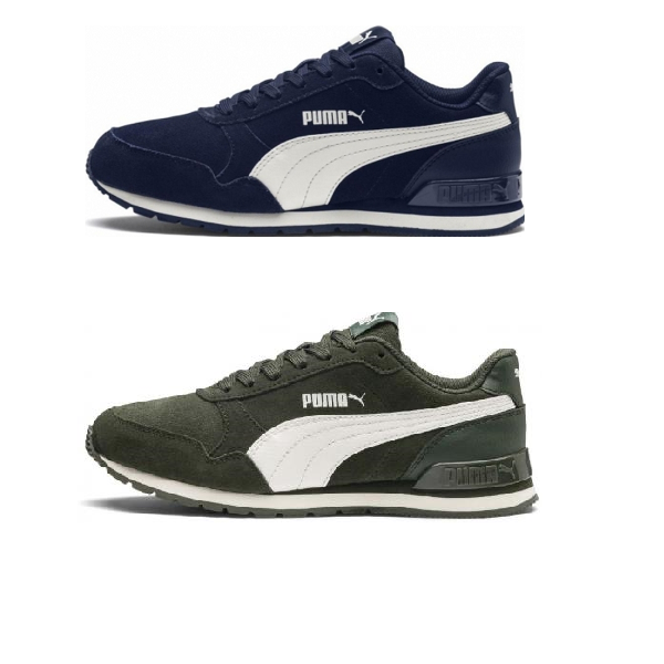 Puma st runner v2 sd trainers shoes kids womens boys girls