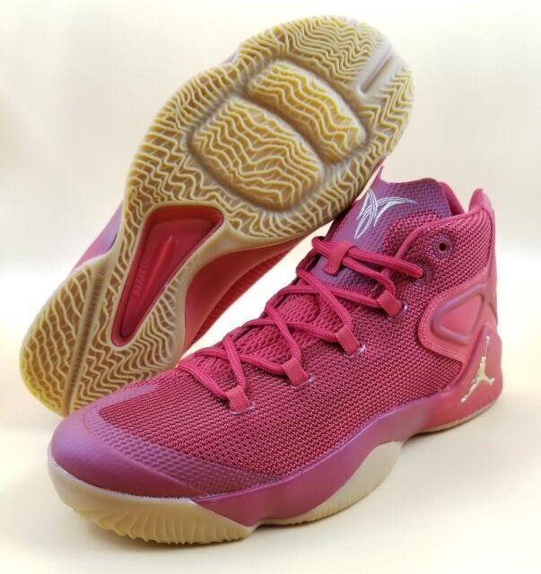 brand new 02089 73180 Nike Air Jordan Melo M12 827176-696 Red Basketball Shoes Men SIZE 10.5 11.5   160