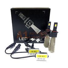 NEW Fanless Canbus 9005 HB3 30W LED Kit 6000K White Bulbs High Beam Headlight