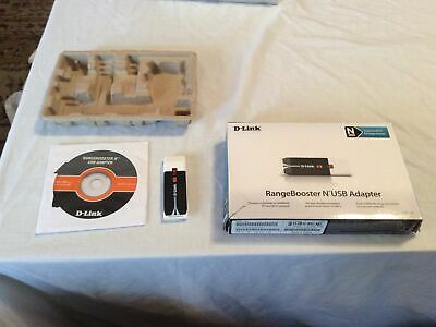 Yoidesu Wireless Network Card DWA-140 RT5372 300M High Speed Network Card Wireless LAN USB Adapter for Laptop Desktop