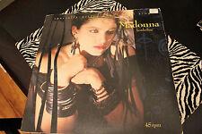 """Madonna Borderline Sire–-9 20212-0A- Vinyl 12"""", 45 RPM Promo"""