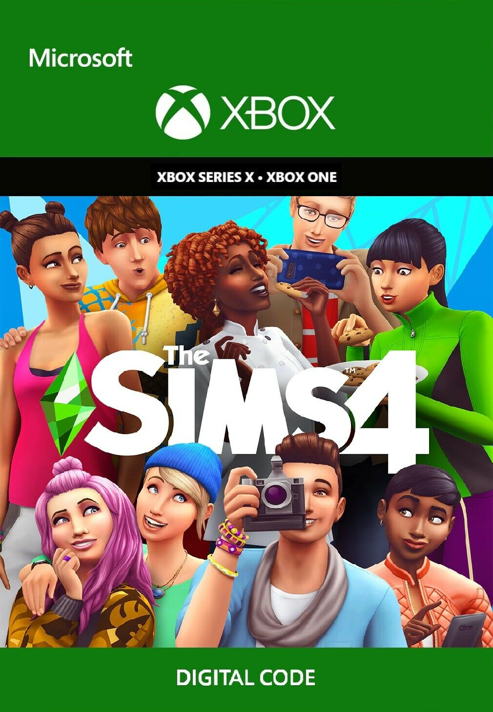 The Sims 4 (Xbox One) - DIGITAL DL