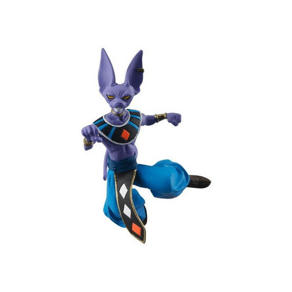 Dragon Ball Super Ultimate Assembly Figure God Of Destruction Beerus 11477