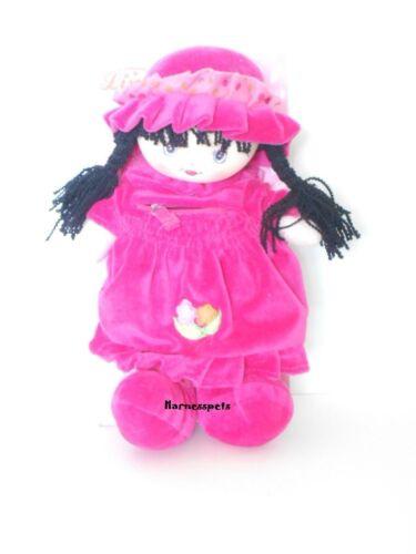 Shortcake Doll  KIDS GIRLS TODDLER Plush TETHER SAFETY HARNESS LEASH BACKPACK