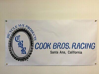 примерно 1.22 м х 2 футов Vdc Hutch Gt SE Racing Old School Bmx баннер 4 футов примерно 0.61 м