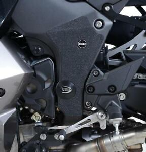 R/&G Black Motorcycle Frame Plug For Kawasaki 2016 Z1000SX