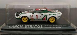 1-43-LANCIA-STRATOS-RALLYE-MONTECARLO-1977-S-MUNARI-S-MAIGA-IXO-ALTAYA-ESCALA