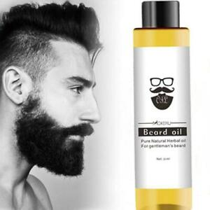 1pc-30ml-100-Organic-Beard-Oil-Hair-loss-Products-Spray-Beard-Growth-B3E1