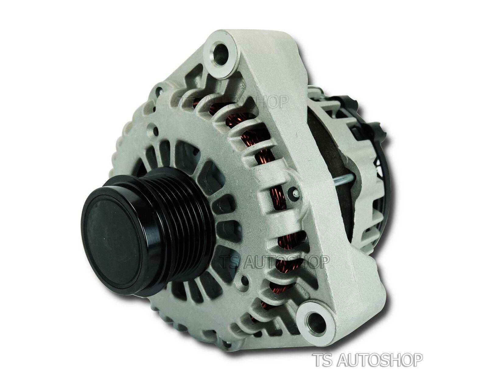 For Chevrolet Trailblazer 2012 2016 Alternator Generator 13593805 Blazer I Have A Powermaster Based On Oem Genuine Ebay