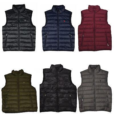 Men S Polo M XxlEbay Packable Size Ralph L Lauren Down Filled Vest Jacket Puffer Xl 8n0OPkNwX