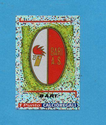 CALCIATORI PANINI 1998-99 Figurina-Sticker n 1 BARI SCUDETTO//NO PUNTO-New